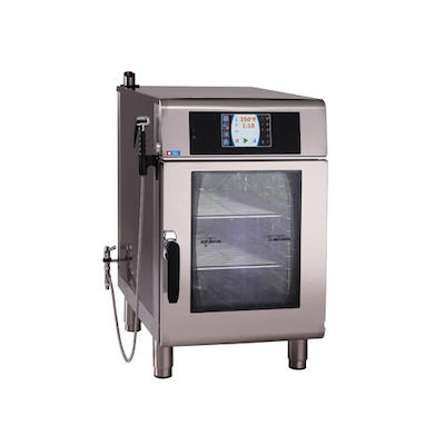 CTX4-10E Alto-Shaam CT Express Electric Combi Oven CTX4-10E - 10 Pan