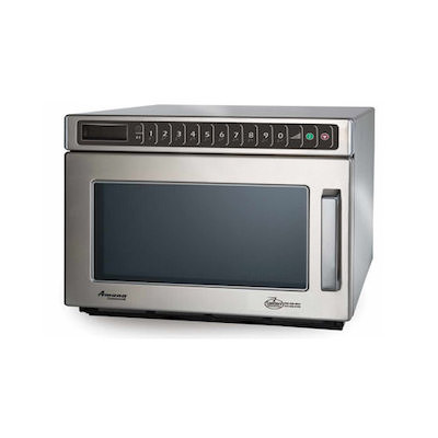 HDC182 Amana Heavy Duty Commercial Microwave Oven HDC182 - 1800 W