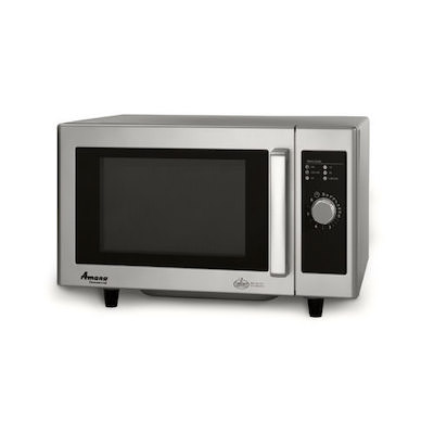RMS10DS Amana Moderate Duty Commercial Microwave Oven RMS10DS - 1000 W