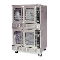 American Range Gas Convection Oven MSD-2 - 140,000 BTU/Hr
