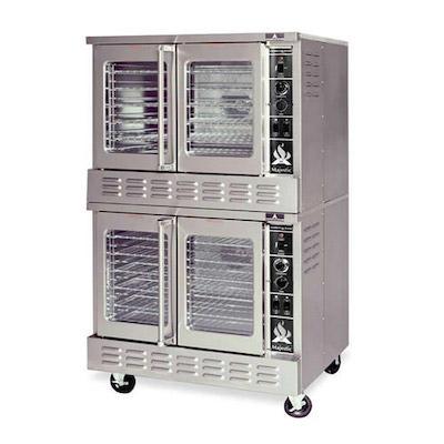 American Range Gas Convection Oven MSD-2 - 140,000 BTU/Hr