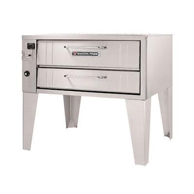 Bakers Pride Gas Single Deck Oven 451 - 80,000 BTU/hr