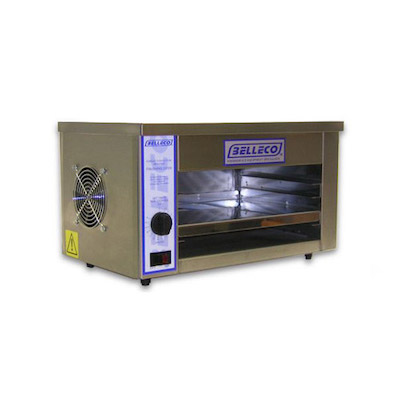 Belleco Commercial Electric Cheesemelter JW1 - 120V