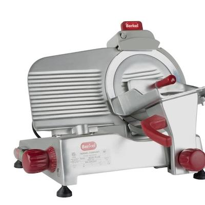 "823E-PLUS Berkel Manual Meat Slicer 823E-PLUS - 9"", Gravity Feed"