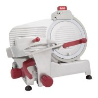 "Berkel Manual Meat Slicer 825E-PLUS-1 - 10"", Gravity Feed"