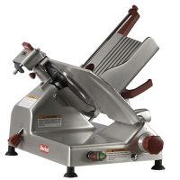 "Berkel Manual Meat Slicer 827A-PLUS - 12"", Gravity Feed"