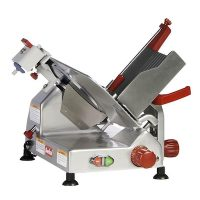 "Berkel Manual Meat Slicer 827E-PLUS-1-1 - 12"", Gravity Feed"