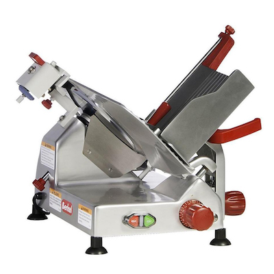 "827E-PLUS Berkel Manual Meat Slicer 827E-PLUS - 12"", Gravity Feed"