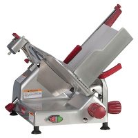 "Berkel Manual Meat Slicer 829E-PLUS - 14"", Gravity Feed"