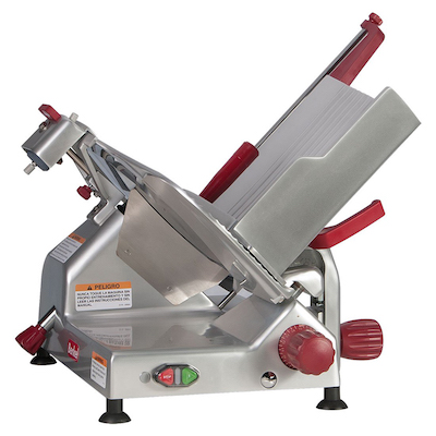 "829E-PLUS Berkel Manual Meat Slicer 829E-PLUS - 14"", Gravity Feed"