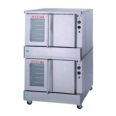 Blodgett Gas Convection Oven SHO-100-G Double - 100,000 BTU/Hr