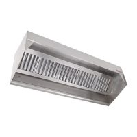 CaptiveAire Commercial Low Proximity Hood BL - 450°F/600°F