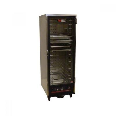 Carter-Hoffmann HotLogix Heated Holding Cabinet HL1-18 - 198 Lb