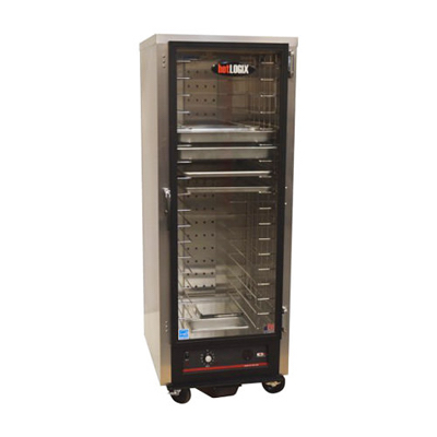 Carter-Hoffmann HotLogix Heated Holding Cabinet HL3-18 - 218 Lb