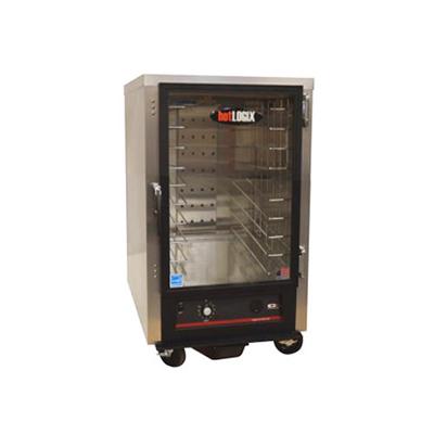 Carter-Hoffmann HotLogix Heated Holding Cabinet HL3-8 - 145 Lb