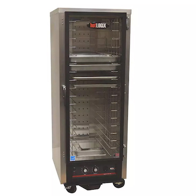 Carter-Hoffmann HotLogix Heated Holding & Proofing Cabinet HL4-14 - 28 Pan