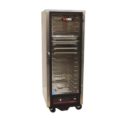 Carter-Hoffmann HotLogix Heated Holding & Proofing Cabinet HL4-8 - 16 Pan