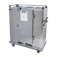 Cres Cor Stainless Steel Banquet Cabinet EB-120 - 120 Plates