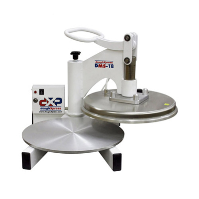 Doughxpress Commercial Manual Pizza Press DMS-18 - 120/220V