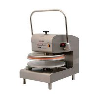 Doughxpress Commercial Manual Pizza Press DXM-SS - 120/220V