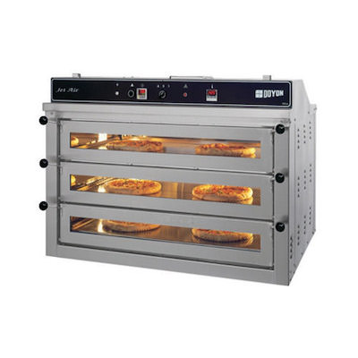 Doyon Electric Triple Deck Pizza Oven PIZ3 - 36""