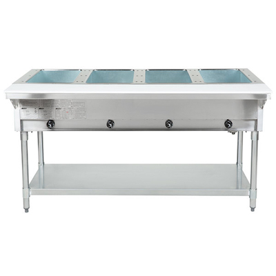 DHT4-120 Eagle Electric Hot Food Table DHT4-120 - 4 Wells