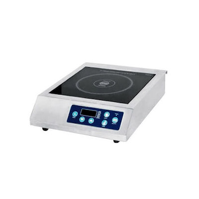 Eurodib Commercial Countertop Induction Range F-IH-02SS - 208/240V