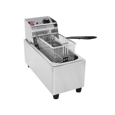 Eurodib Commercial Countertop Electric Fryer SFE01820 - 16Lb