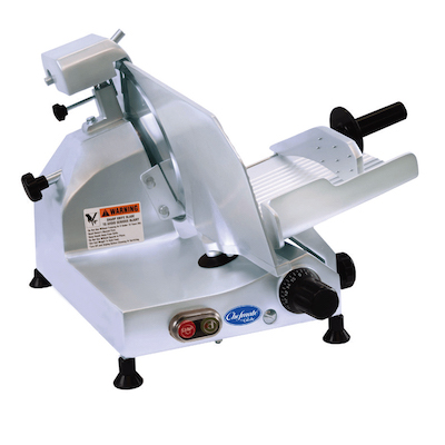 "Eurodib Manual Meat Slicer HBS-300L - 12"" Blade"