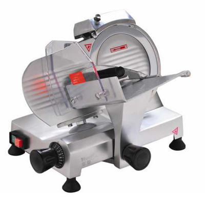 "Eurodib Manual Meat Slicer HBS-350L - 14"" Blade"