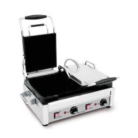 Eurodib Commercial Smooth Sandwich Grill SFE02360 - 2900Watts