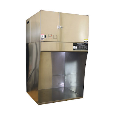 Giles Commercial Countertop Ventless Hood GVH-C - 208/240V
