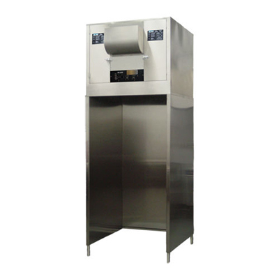 Giles Commercial Free Standing Ventless Hood FSH-4 - 400°F/500°F