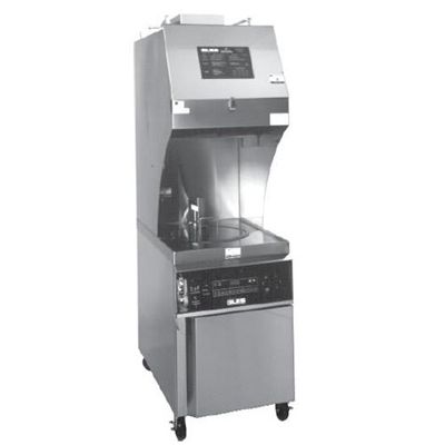 Giles Commercial Ventless Fry Kettle GEF-400-VH - 45LB