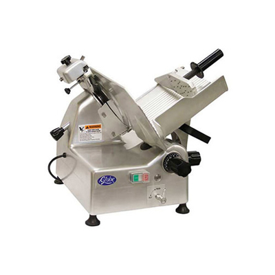 """G12A Globe Automatic Meat Slicer G12A - 10"""" Blade"""