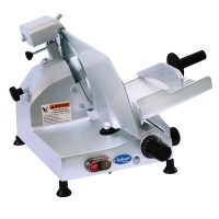 "C10 Globe Chefmate Meat Slicer C10 - 10"", Gravity Feed"