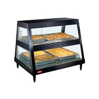 Hatco Angled Heated Display Case GRHD-3PD - 45""