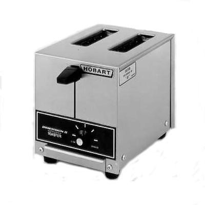 Hobart Commercial Pop Up Toaster ET13 - 120V