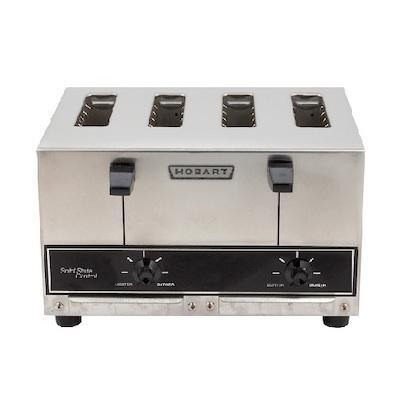 ET27 Hobart Commercial Pop Up Toaster ET27- 120V/208V/240V