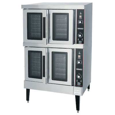 Hobart Electric Convection Oven DEC502 - 208/240V, Double Deck