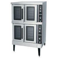 Hobart Full Size Electric Convection Oven HEC502 - 208/240V, Double Deck