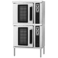 Hobart Half Size Gas Convection Oven HGC202 - 50,000 BTU/Hr