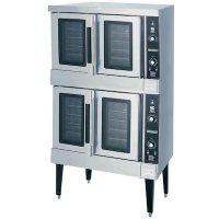 Hobart Liquid Propane Full Size Convection Oven HGC502 - 100,000 BTU/Hr