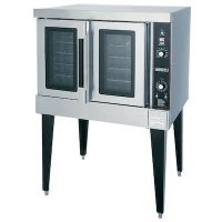 Hobart Liquid Propane Full Size Convection Oven HGC504 - 50,000 BTU/Hr