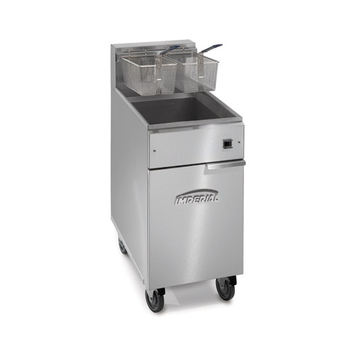 Imperial Commercial Electric Deep Fryer IFS-75-E - 75Lb