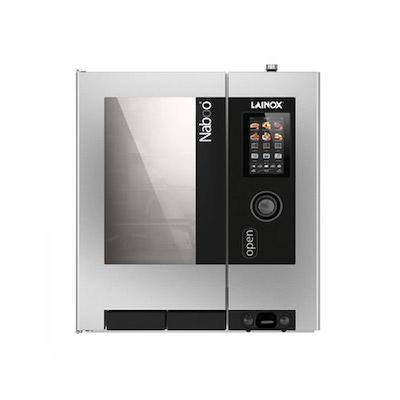 Lainox Naboo Gas Combi Oven NAGB101 - 95539 BTU