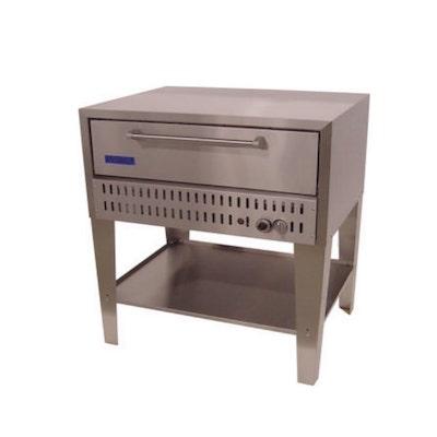 MKE Gas Single Deck Oven 551 - 70,000 BTU/hr