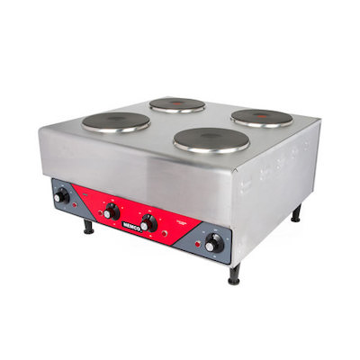 Nemco Commercial Electric Hot Plate 6311-2-240 - 7kW