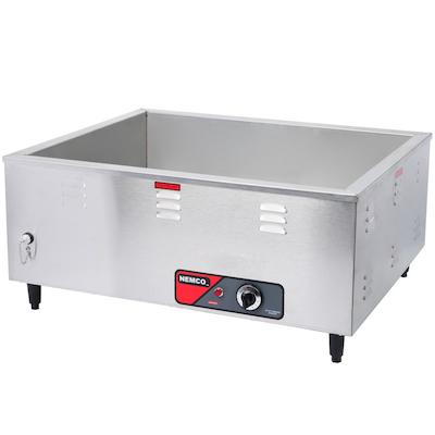 6060A Nemco Dual Pan Food Warmer 6060A - 1800 Watts