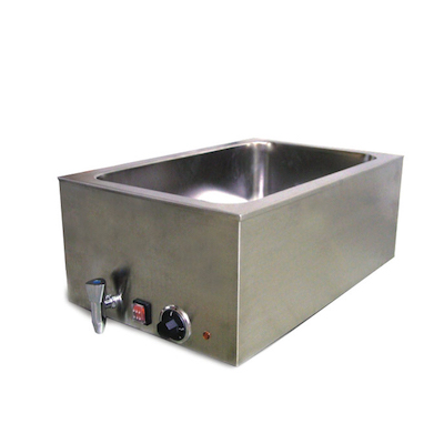 Omcan Single Pan Food Warmer SB9000 - 1200 Watts